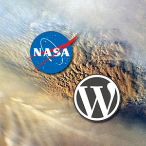 NASA WordPress